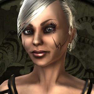 Aryadnah's portrait