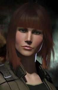 Eilean's new character portrait