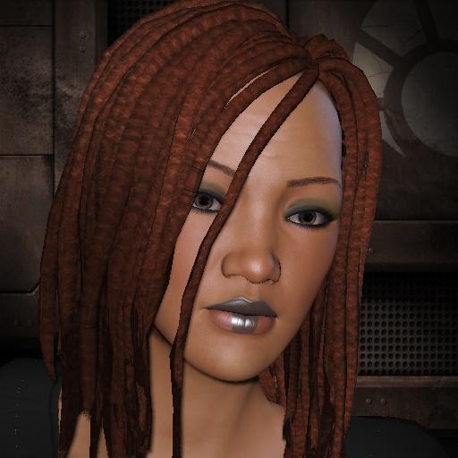 Brutor female character